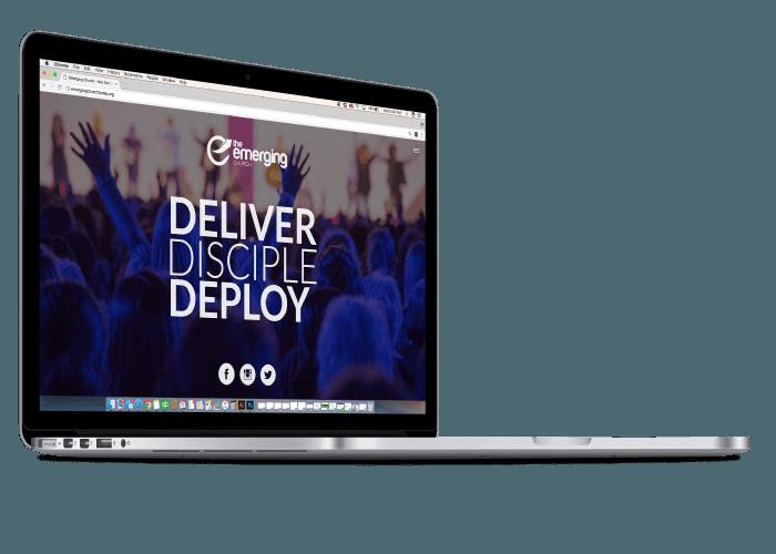 Church Website Company