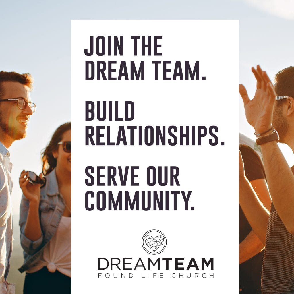 Join the Team Graphic